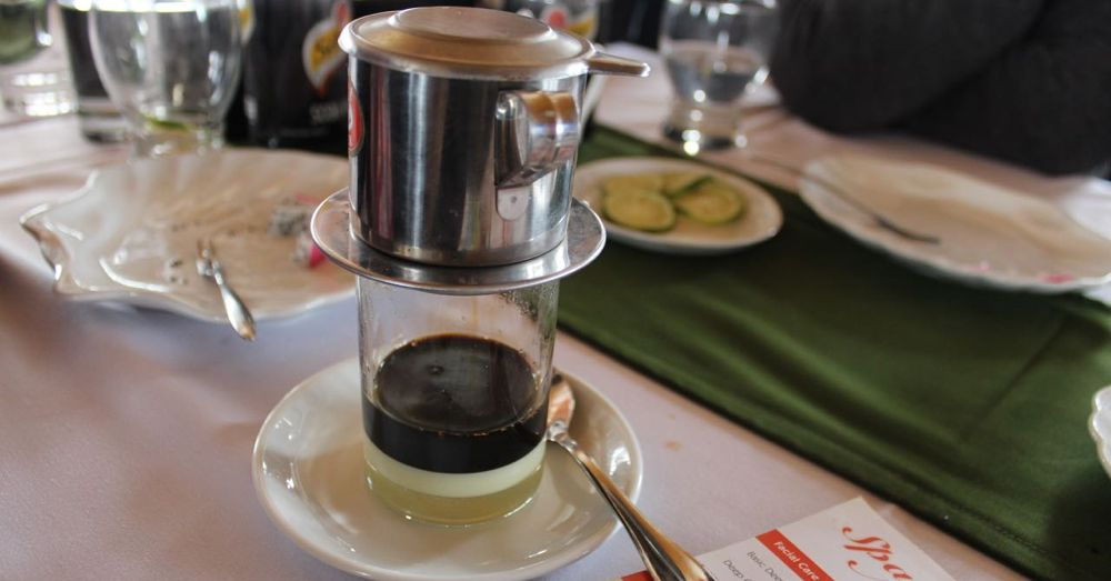Vietnamese Coffee, Garden Bay I
