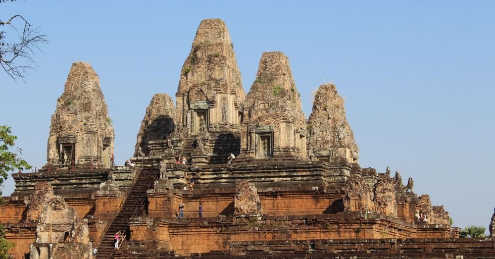 Towers of Pre Rup