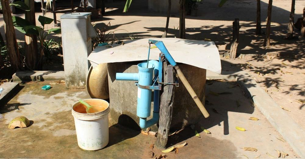 Rural Water Pump