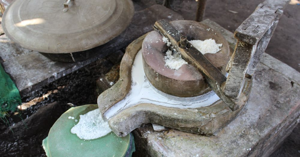 Rice Flour Mill
