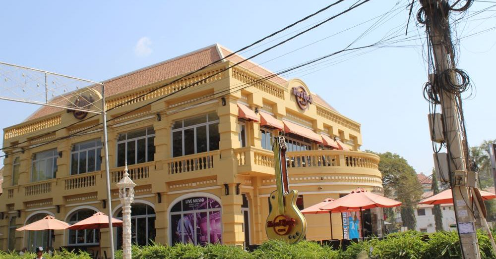 Hard Rock Cafe, Siem Reap