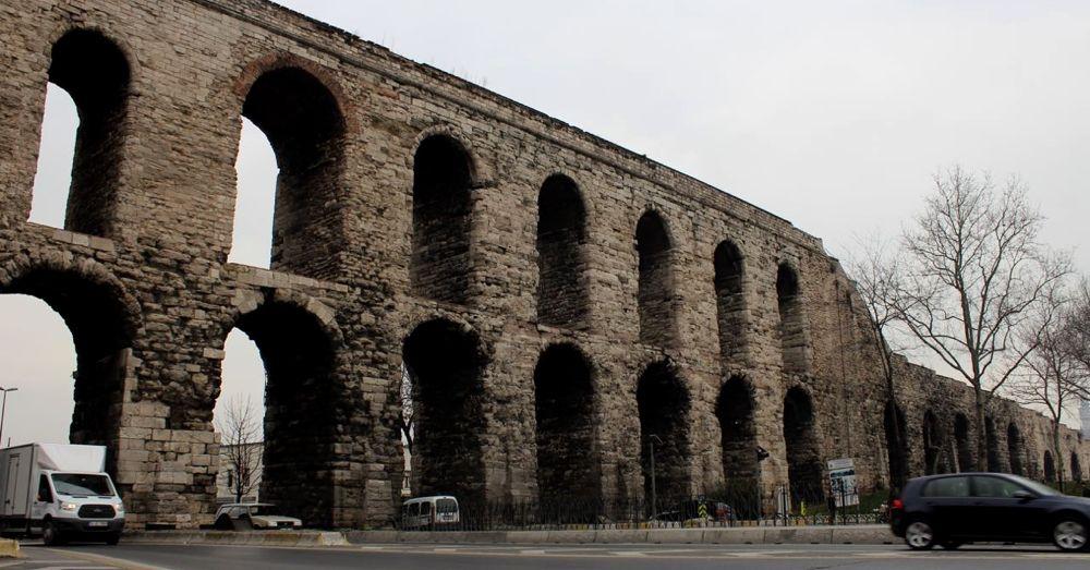 Valens Aqueduct.