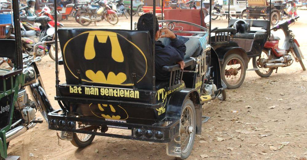Batman Gentleman