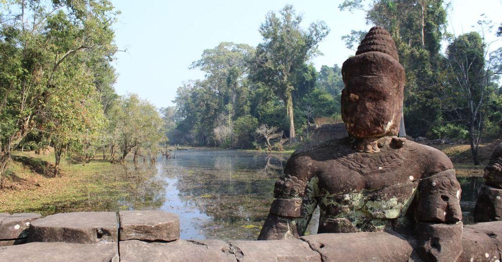 Preah Khan Guardian