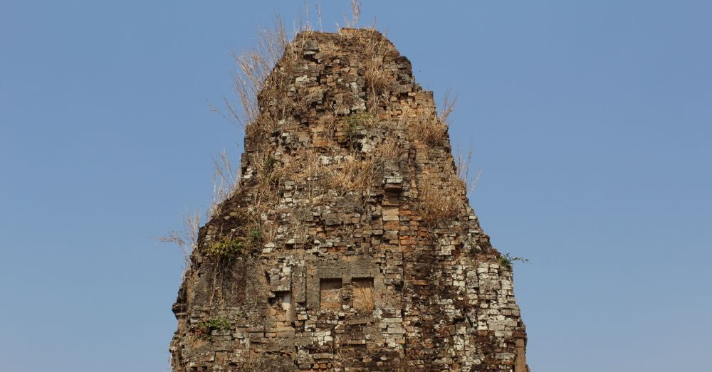 Tower at Pre Rup