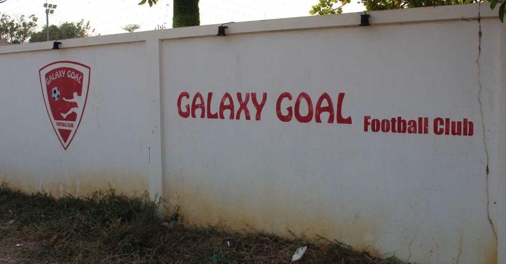 Galaxy Goal: Soccer in Siem Reap