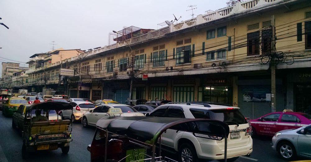 Bangkok Traffic, Rush Hour