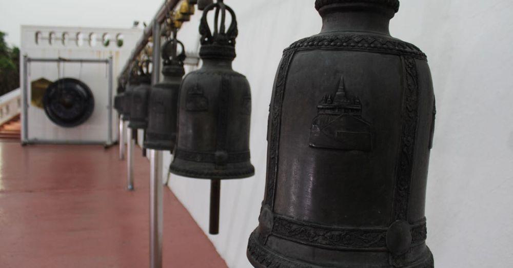 Bells of Wat Saket