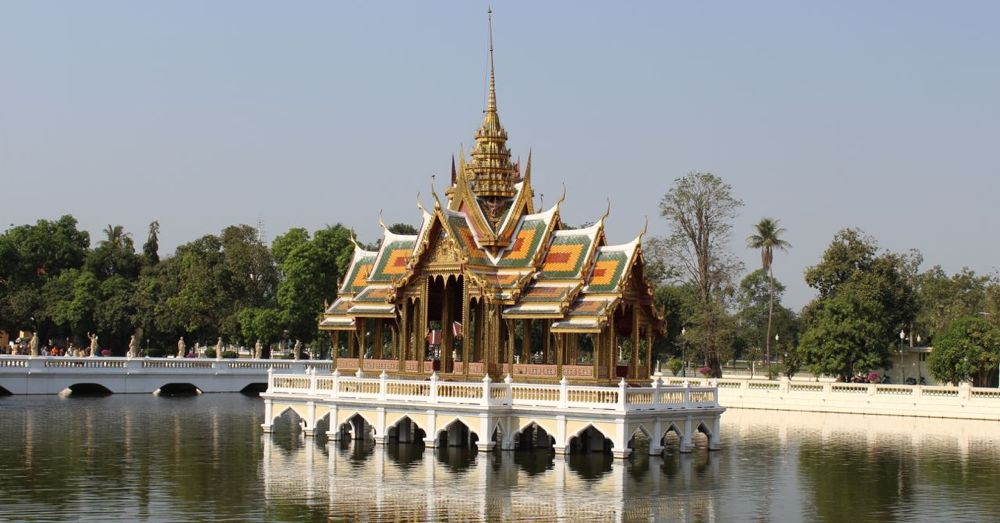Aisawan Thiphya Art (Divine Seat of Personal Freedom)