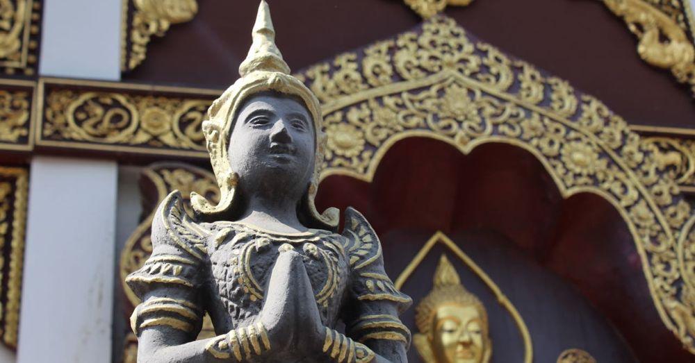 Temple Ornamentation