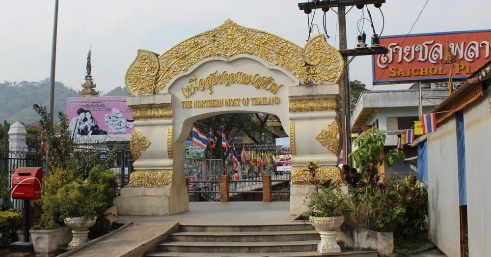 Northernmost Point of Thailand