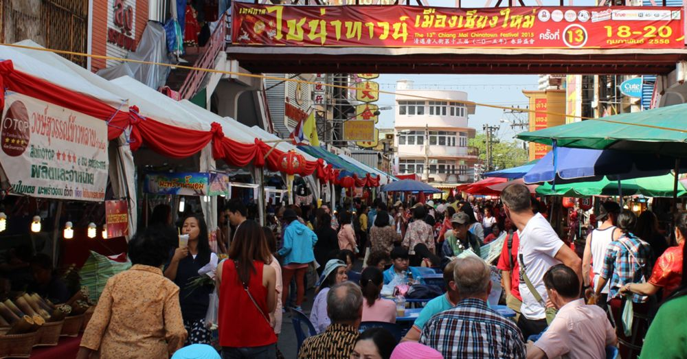 Chinese New Year 2015, Chiang Mai