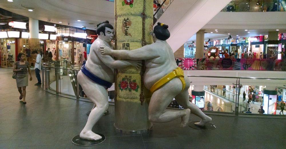 Sumo, Terminal 21