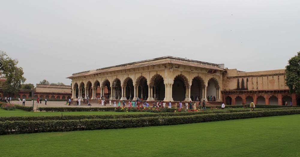Diwan E Aam, Agra Fort