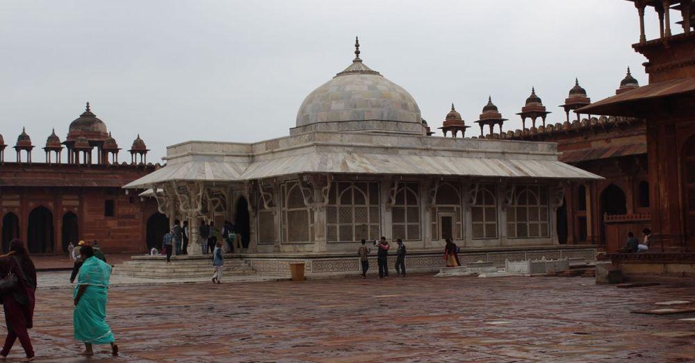 Tomb of Salam Chisti