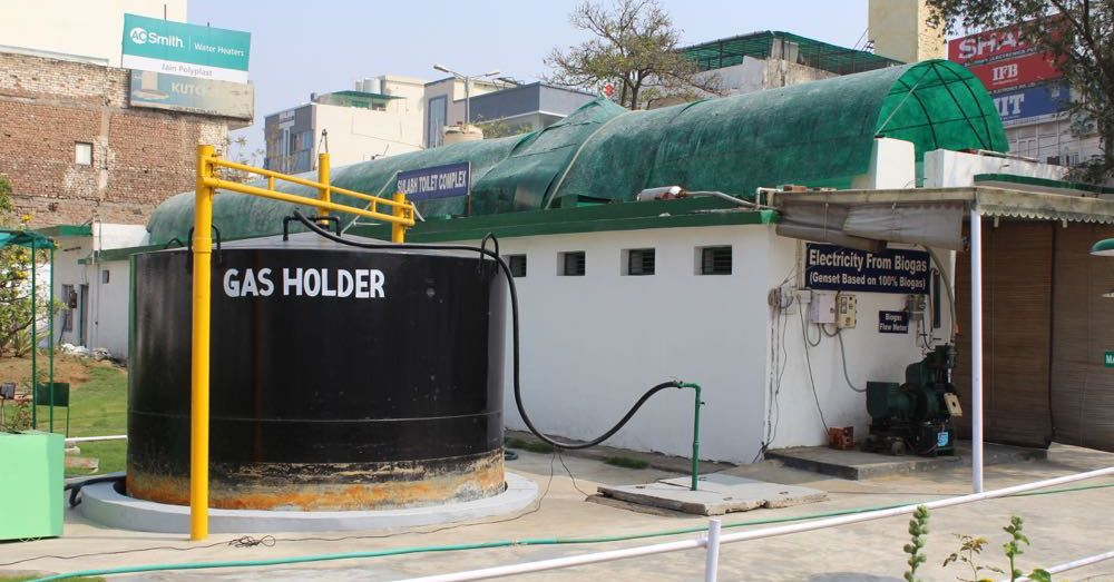 Gas Holder