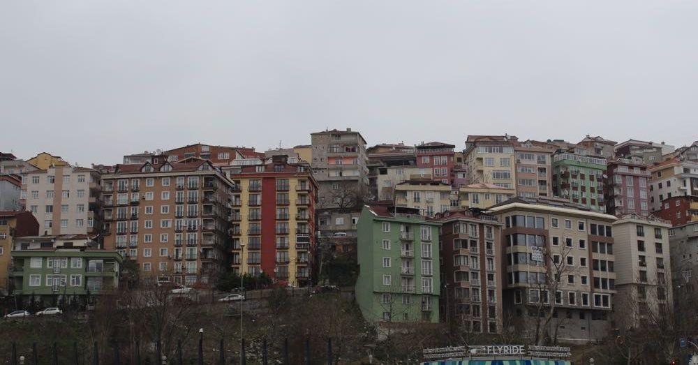 Apartments Above Miniatürk