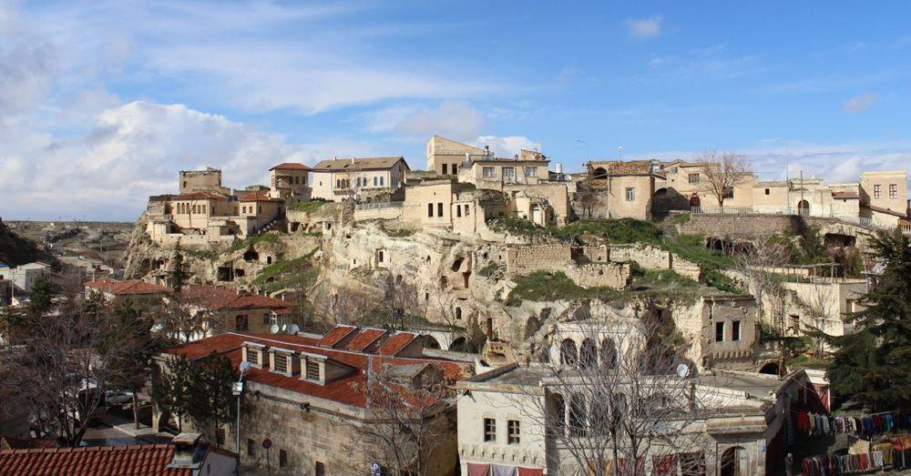 Greek Village of Mustaphapasha