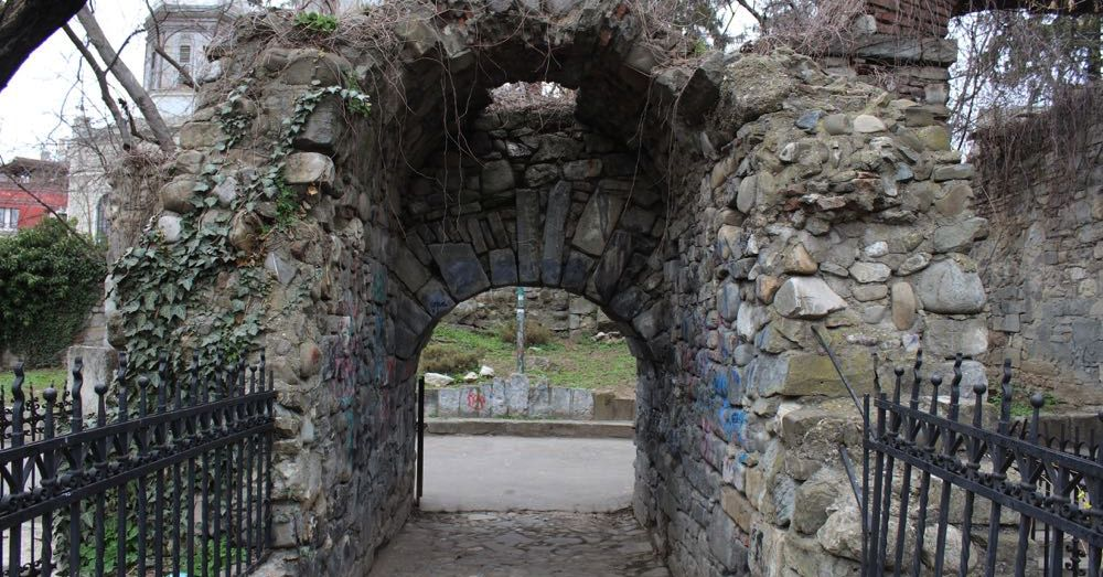 Old Archway
