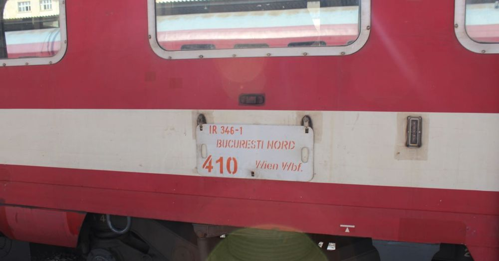 Our Carriage to Brasov