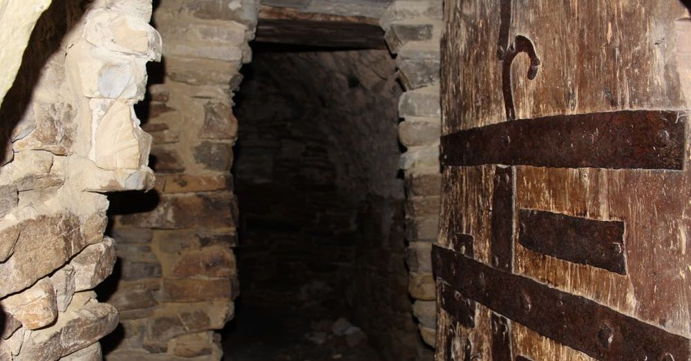 Passage to the Bell Tower