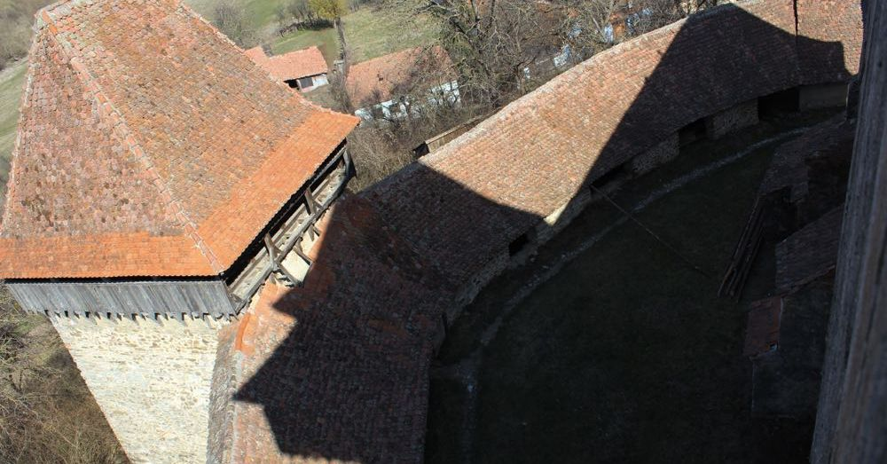 Fortifications of the Fortified Church