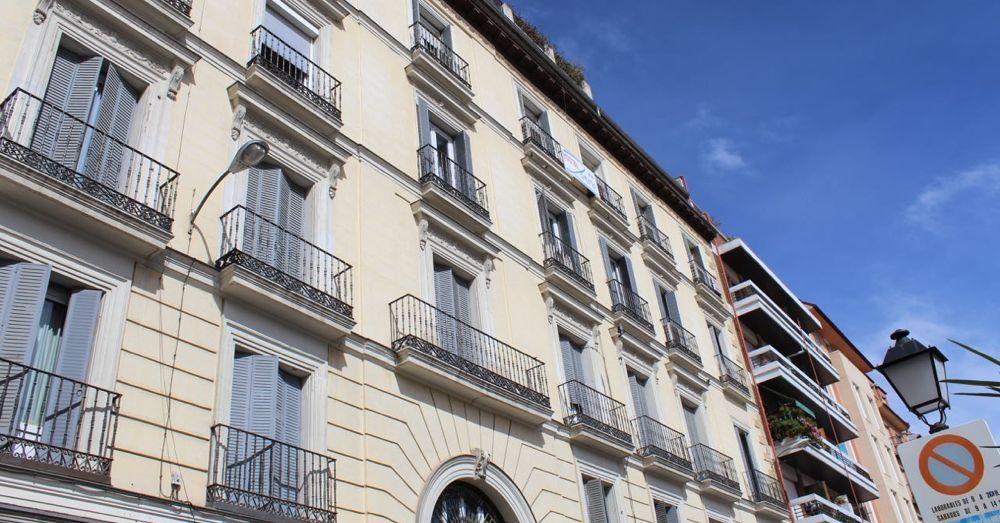 Hostel Window