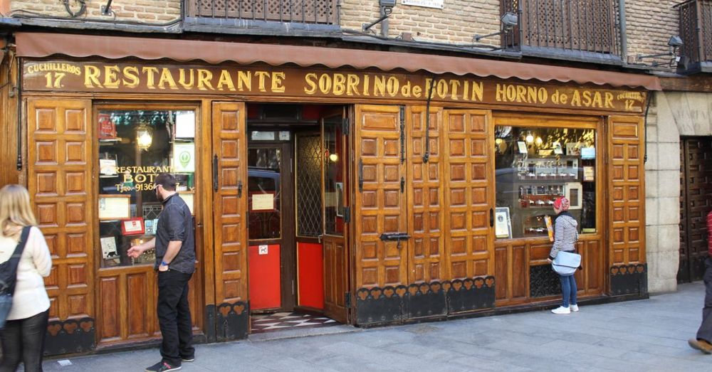Botín, Oldest Restaurant in the World
