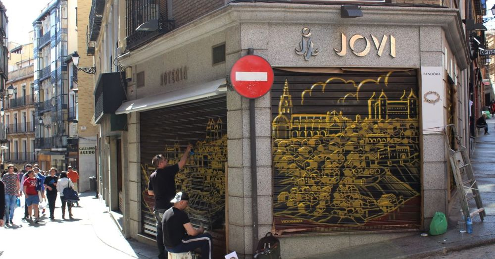 Gold Painters