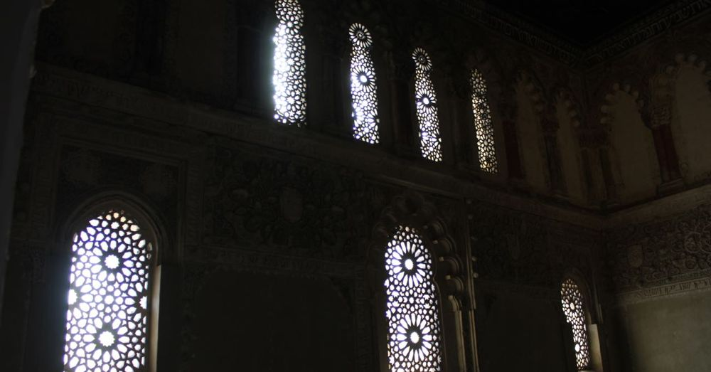 Inside the Sinagoga El Transito