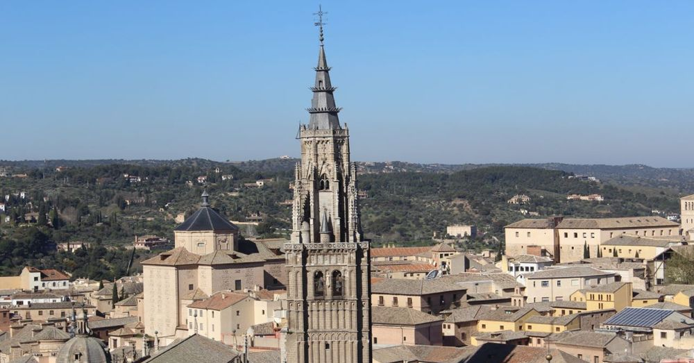 Cathedral of Toledo (Detail)