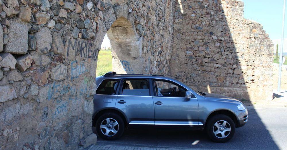 San Lázaro Aqueduct