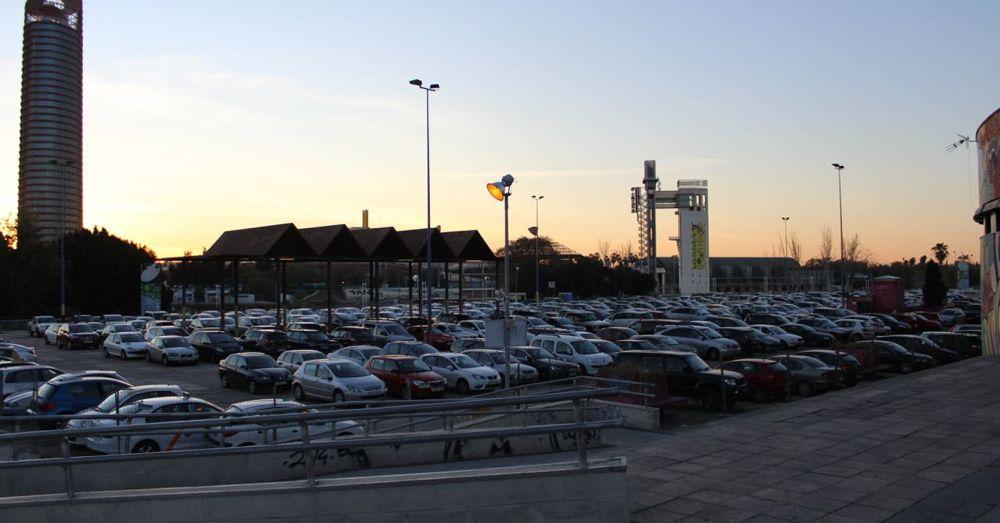 Cars in Seville