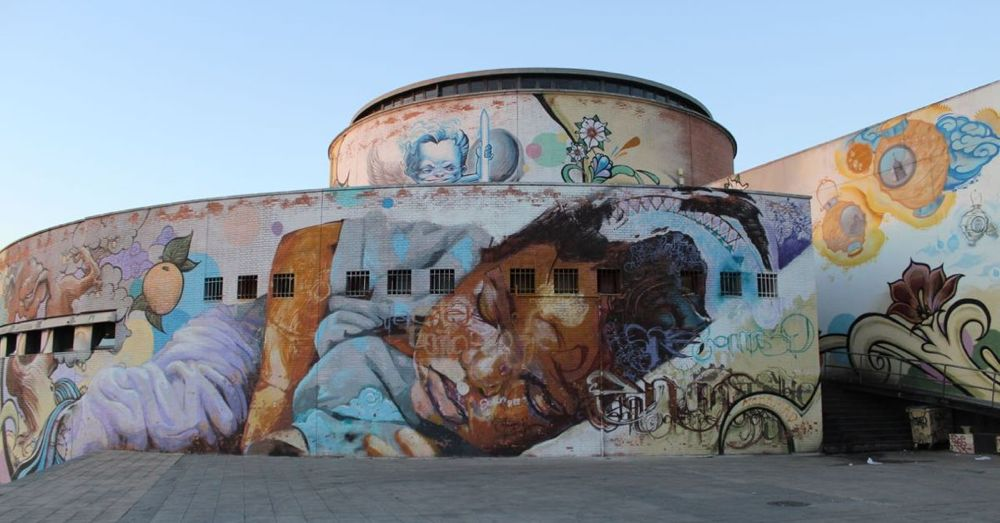 Public Art in Seville