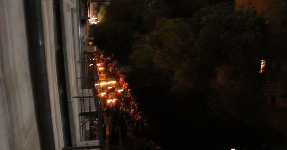 The Midnight Parade