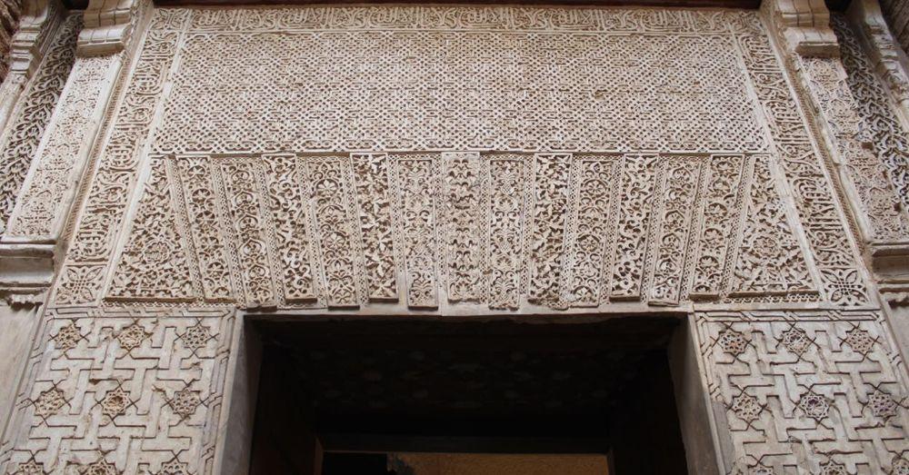 Inside Palacios Nazaries