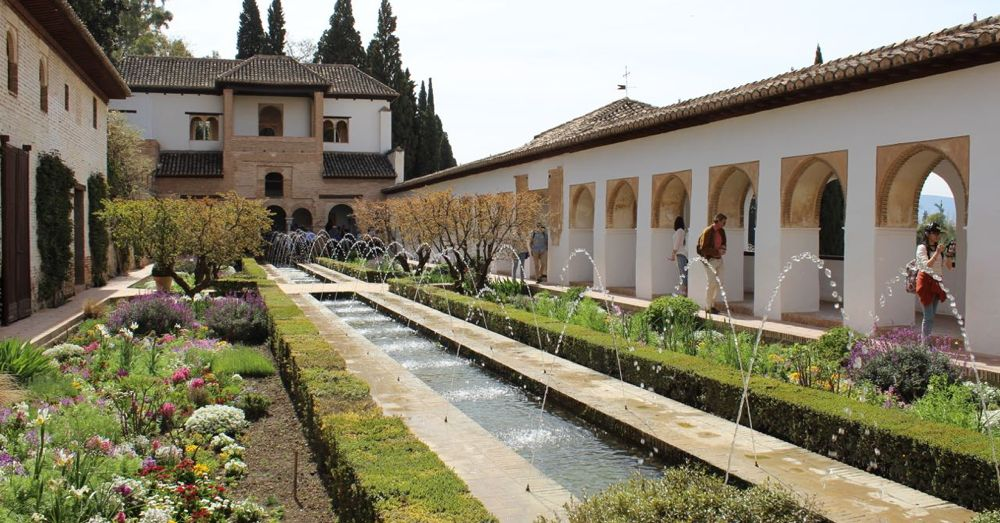 Patio of the Irrigation Ditch
