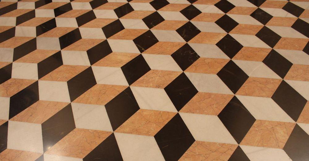 Floor in the Golden Chamber
