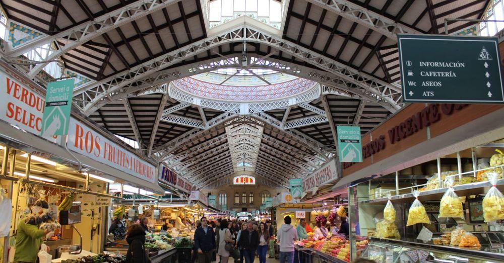 Central Market, Valencia