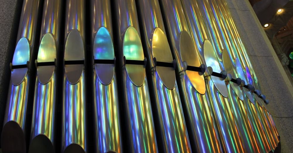 Pipes, Sagrada Familia