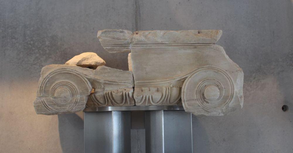 Ancient Grecian Car