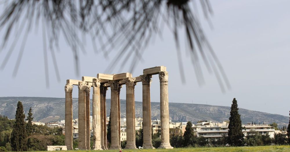 Temple of Olympic Zeus