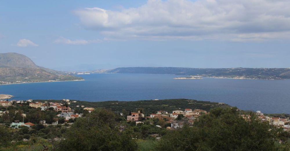 Cretan View II