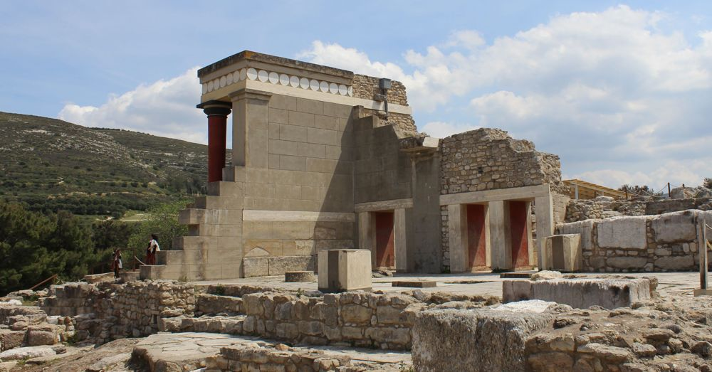 The Palace at Knossos