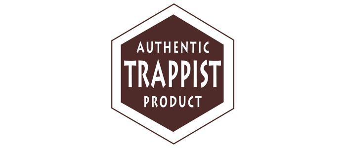 Look for this logo when buying all your Trappist products.