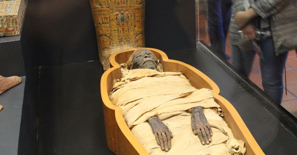 A Mummy
