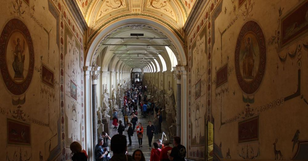 Hallway of Statues