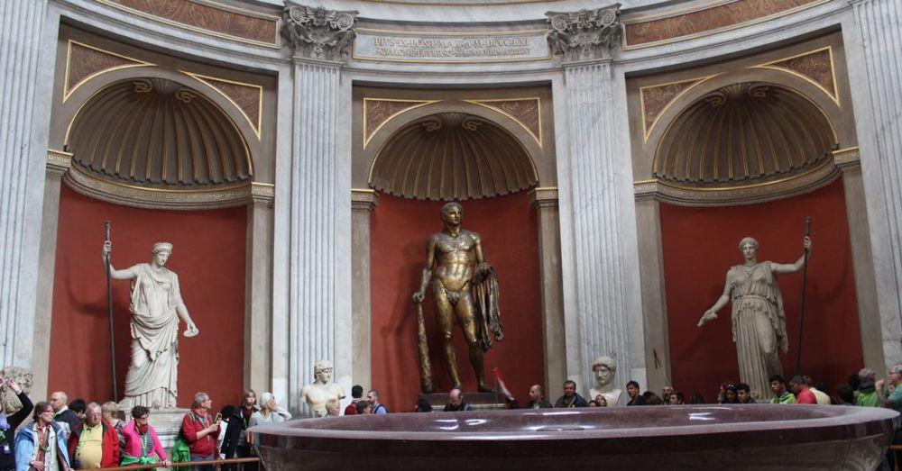 Bronze Hercules