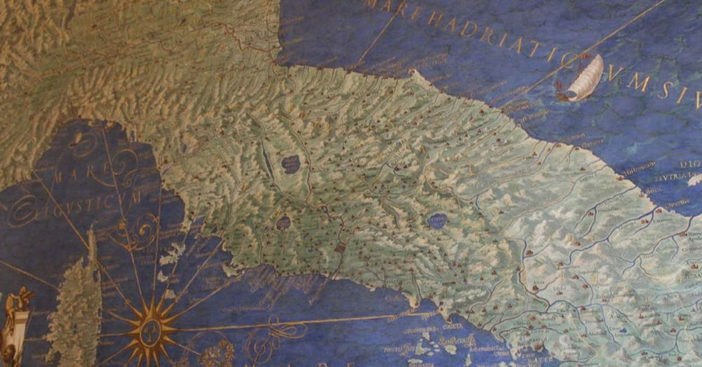 Italy, Gallery of Maps