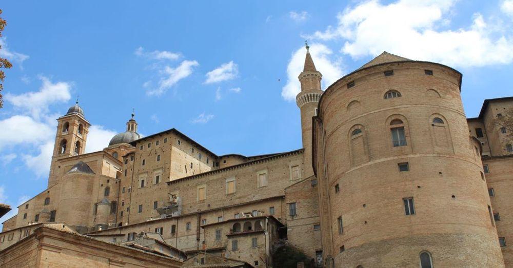 Ducal Palace at Urbino